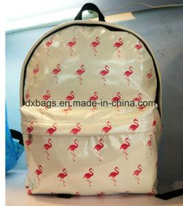 Flamingo, irisé de sac à dos Sac de mode