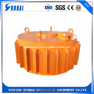 Appareil de récupération de matériel minier de séparateur de la suspension de l'aimant