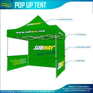 Сталь алюминий складывание навес палатку во всплывающем окне под навесом в рамке для запальных свечей палатку на крыше