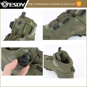 Botas de assalto tácticas militares do exército Sports caminhadas de calçado