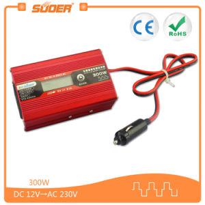 12V de alta qualidade Suoer 300W Carro Inversor de Energia (STA-E300A)