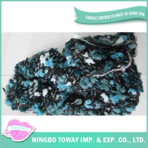 Lado de alta resistência da malha de algodão de tecelagem de fios de fantasia