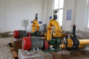 Zentrifugales horizontales Enden-Absaugung-einzelnes Stadiums-Bauernhof-Pumpen-Maschinerie-Gerät