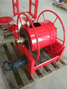 Elektrische Facultatieve Motor Gedreven Grote Spoelen Ce&Ex