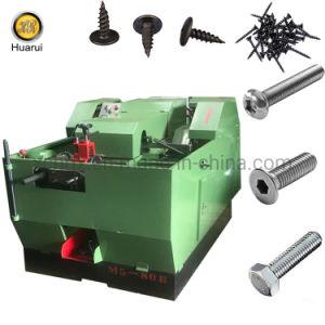Parafuso de aço carbono venda quente Parafuso para máquina de formação da linha de produção de gesso acartonado de aglomerado de madeira com parafusos de máquina de laminação de rosca