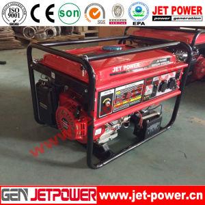 6kVA 6kw de Elektrische Generator van de Macht van de Benzine van de Benzine