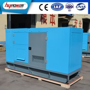 50Hz Weichai 30kVA Groupe électrogène industriel de type silencieux