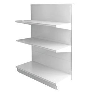 Présentoir en métal d'hypermarchés étagère (HY-01)