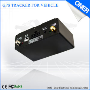 Mini- und versteckter GPS-Verfolger Sopport Kraftstoff-Fühler