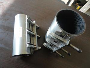 Singolo accoppiamento di riparazione dell'acciaio inossidabile della fascia del Cr