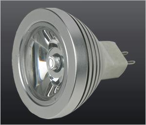De hoge LEIDENE van de Macht Lamp van de Vlek (yk-mr16h-1X3W)