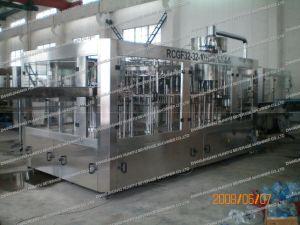 熱い充填機のりんごジュース(RCGF24-24-8)