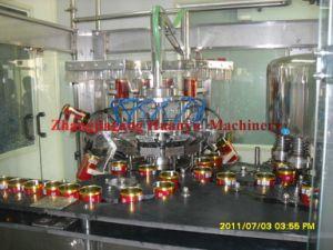 탄산염 음료는 충전물 기계 할 수 있다