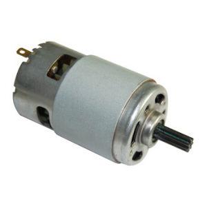 Motores dc de la herramienta de alimentación de la serie (RS-775SC).