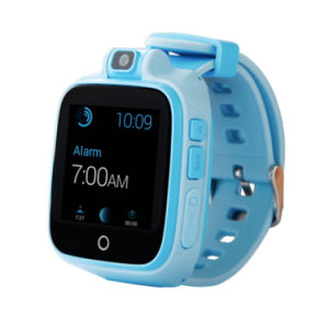 2018 Note Screen Q400 4G Anti-Lost Rotatable Camera Smart PAS GPS Kids Tracker Watch