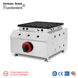 Mini Panqueca Poffertjes Gás Grill Waffle Maker