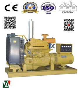 De Chinese Diesel die van het Merk Reeksen van de Generator door Shangchai 28~825kVA Open Type worden aangedreven