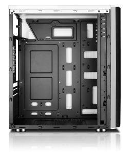 유리제 정면과 아크릴 Windows를 가진 새로운 디자인 ATX PC 도박 컴퓨터 상자