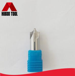 Werksgesundheitswesen-Hochleistungs- kundenspezifisches Hartmetall-Enden-Tausendstel mit 4 Flöten