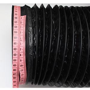 Haushalttyp Aluminiumabführungsschlauch Belüftung-flexible Aluminiumleitung