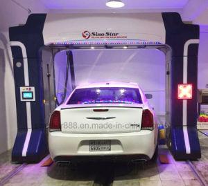 Hochdruckunfall-Typ automatischer Auto-Wäsche-Maschinen-Geräten-Preis für Verkauf