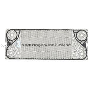 GCP51 304/316en acier inoxydable de la plaque de l'échangeur de chaleur