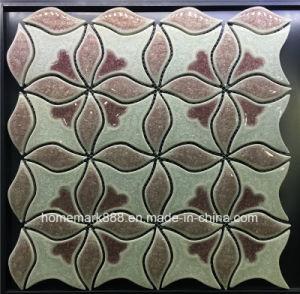 het Mozaïek van het Porselein van de Barst van het Ijs van de Goede Kwaliteit van de Dikte van 8mm voor Muur