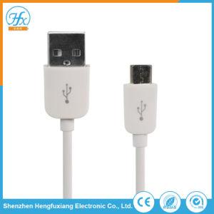 Micro cavo personalizzato del USB del caricatore elettrico di dati 5V/2.1A per Samsung