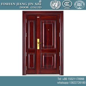 Portello interno del metallo dell'acciaio inossidabile del MDF del PVC
