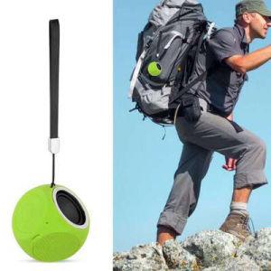Das neue im Freiensport-Miniquadrat Ipx8 imprägniern Bluetooth Lautsprecher mit einer wasserdichten Niedrig-Ton Gewehr
