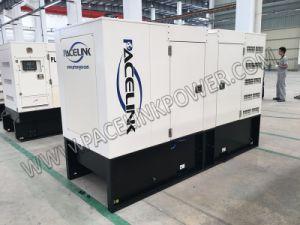 Cummis 100kVA Groupe électrogène Diesel silencieux alimenté avec la CE/ ISO