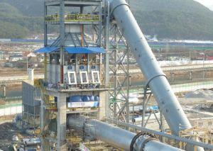 Dolomia convertita in linea di produzione del magnesio dell'ossido/metallo di magnesio