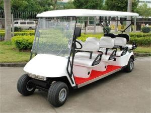 Homologação CE Resort confortável eléctrico carrinho de golfe