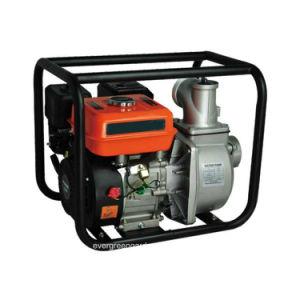 4-дюймовый портативный бензиновый двигатель центробежный насос чистой водой