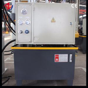 Prensa Hidráulica Vertical máquina utilizada para o Manual de 100 ton