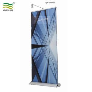 80x200cm aluminio Banner Roll up para mostrar