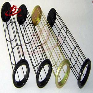 Het industriële Frame van de Kooi van de Steun van de Zak van de Filter van de Collector van het Stof Baghouse
