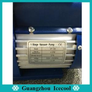 1/3 HP Одноступенчатый VP135 холодильной установки вакуумного насоса для кондиционера воздуха
