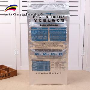 Bolsa de cremallera de 10 kg de alimento para mascotas