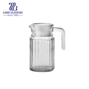 500mlは卸し売りするプラスチックハンドル(GB1102H-1)が付いているバルク水水差しを
