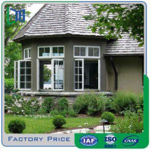 precio de fábrica Diseño personalizado de aluminio de color diferentes Casement Window