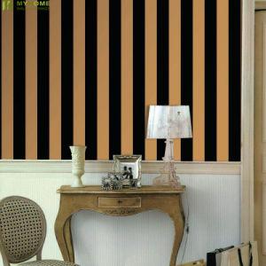 venta al por mayor nueva decoración de vinilo de bambú en 3d
