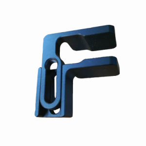 Custom Fabricant alliage en acier inoxydable acier à moules fraisage CNC Anodisation dure des pièces