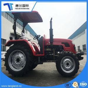50 HP 4WD/Traktar Médio/Lawn/Jardim/Rodas/AGRI/Fazenda o Trator