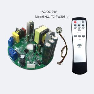 Motor 24V PCBA Panel para el ventilador de techo DC sin escobillas