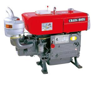De Dieselmotor Zs1105 van Changfa