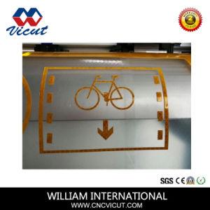 Наклейка режущий плоттер с автоматической подачей бумаги Vct-720b