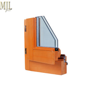 Porta a battenti di alluminio della stoffa per tendine di migliore di prezzi disegno francese esterno delle griglie