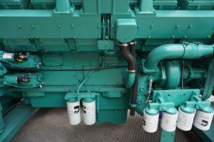 550квт Volvo Twd1643ge открытого типа дизельных генераторных установок для промышленного использования