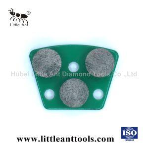 Doppi dischi di molatura rotondi di segmento del diamante